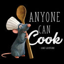 Ratatouille Men's Anyone Can Cook  T-Shirt