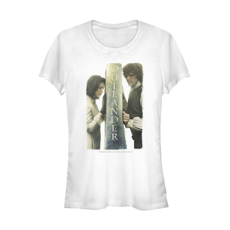 Outlander Junior's Love Across Ages  T-Shirt
