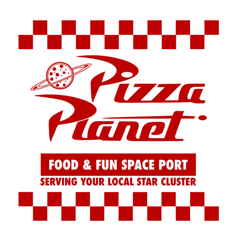 Toy Story Boy's Pizza Planet Uniform  T-Shirt