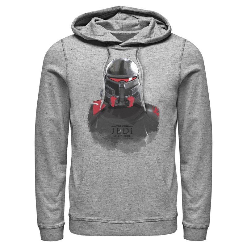 Star Wars Jedi: Fallen Order Purge Trooper Watercolor Mens Graphic Lightweight Hoodie