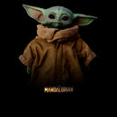 Star Wars The Mandalorian Men's The Child Jacket  T-Shirt