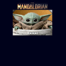 Star Wars The Mandalorian Men's The Child Bassinet  T-Shirt
