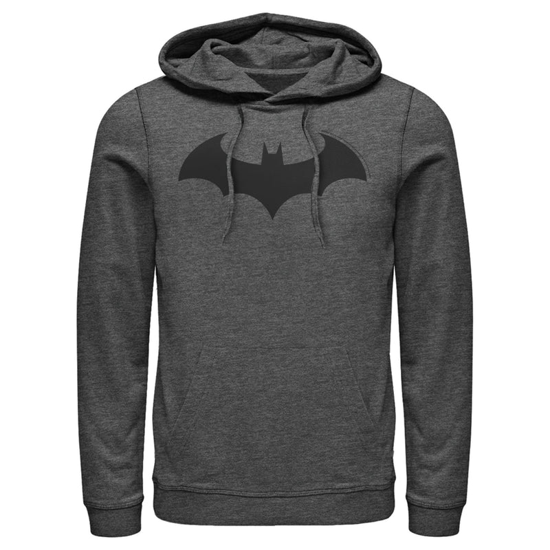 Batman Men's Logo Classic  Pull Over Hoodie