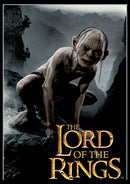 The Lord of the Rings Men's Fellowship of the Ring Gollum Movie Poster  T-Shirt