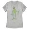 Disney Muppets Women's Kermit Flower Bouquet  T-Shirt