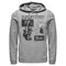 Fender Men's The Most Imitated  Pull Over Hoodie  Athletic Heather  3XL