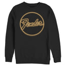 Fender Men's Neon Logo  Sweatshirt
