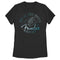 Fender Women's Out of This World  T-Shirt  Black  2XL