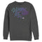 Fortnite Men's Raven Victory Royale  Sweatshirt  Charcoal Heather  2XL