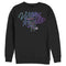 Fortnite Men's Raven Victory Royale  Sweatshirt  Black  L