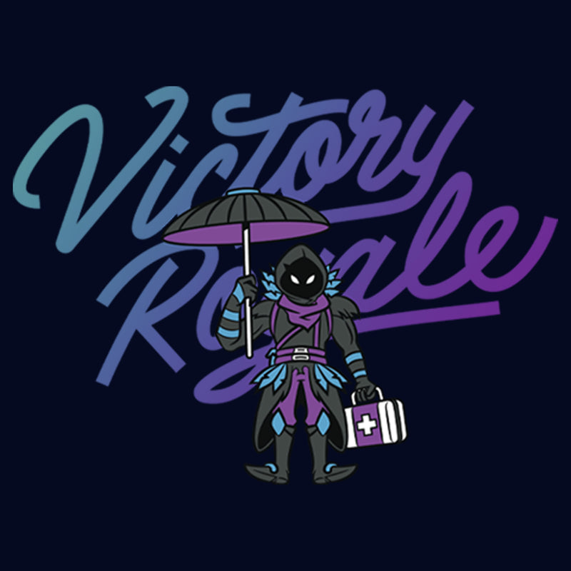 Fortnite Junior's Raven Victory Royale  T-Shirt