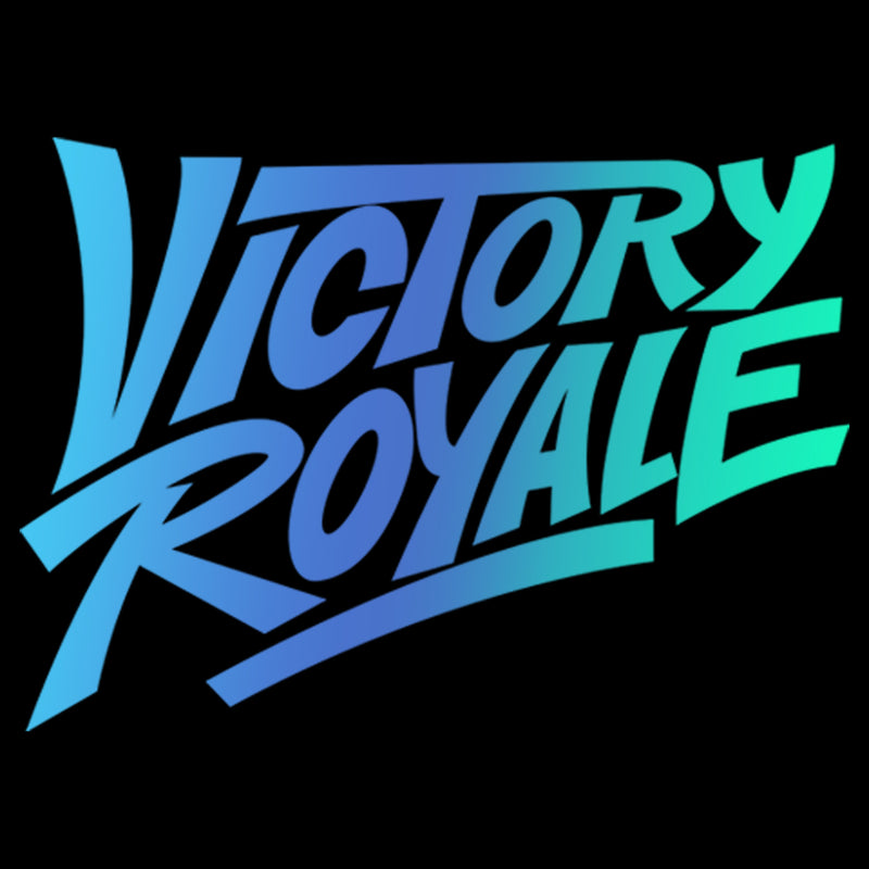 Fortnite Junior's Victory Royale Gradient Logo  T-Shirt