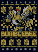 Transformers Women's Bumblebee Ugly Xmas  T-Shirt