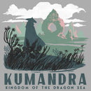 Raya and the Last Dragon Boy's Kumandra Kingdom of the Dragon Sea  T-Shirt