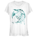 Raya and the Last Dragon Junior's Watercolor Raya  T-Shirt