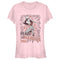 Raya and the Last Dragon Junior's Heart Warrior  T-Shirt  Light Pink  L