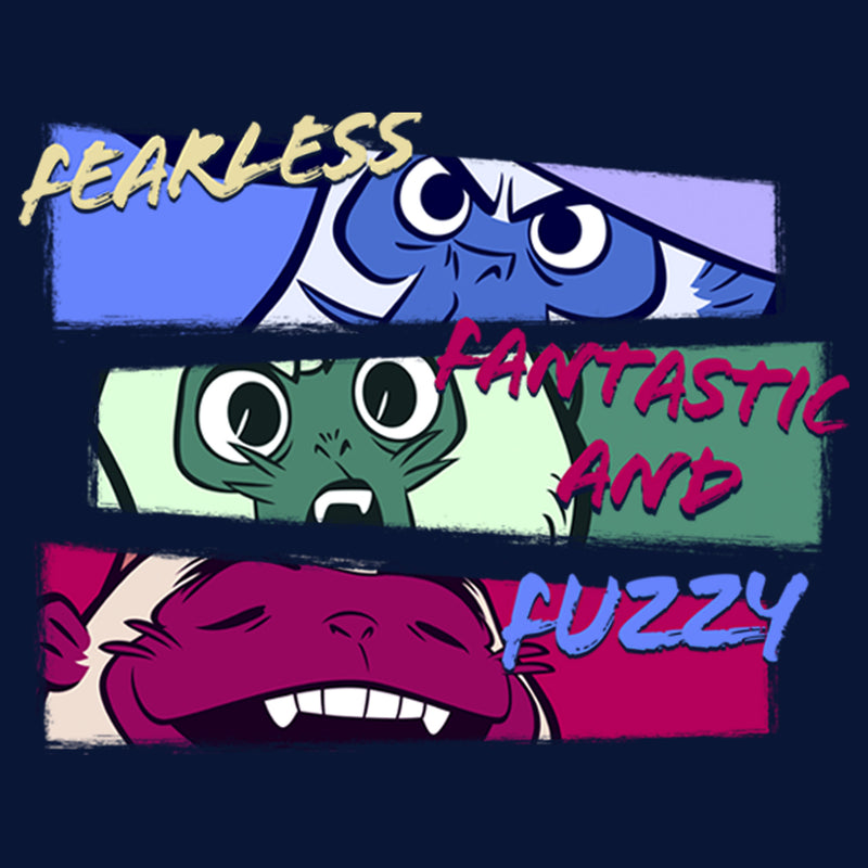 Raya and the Last Dragon Boy's Ongi Fearless Fantastic and Fuzzy  T-Shirt
