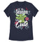Star Wars The Mandalorian Women's Christmas The Child Cute Season  T Shirt
