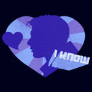 Star Wars Men's Han Solo I Know Heart  T-Shirt