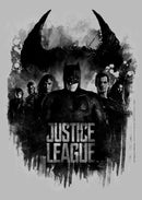 Zack Snyder Justice League Junior's Watercolor Group Shot  T-Shirt