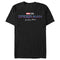 Marvel Men's Spider-Man: No Way Home Logo Black  T-Shirt  Black  3XL