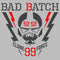 Star Wars: The Bad Batch Men's Lightning Logo  T-Shirt