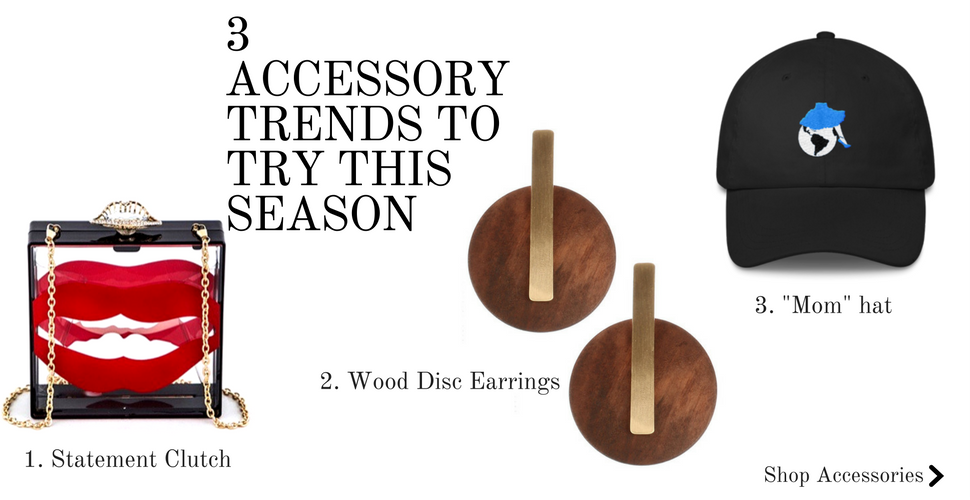3 accessory trends to try this fall