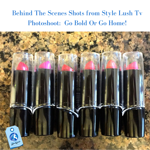 Blue Labels Boutique How To Rock Bold Lips
