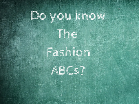 Fashion Word Definitions - Blue Labels Boutique