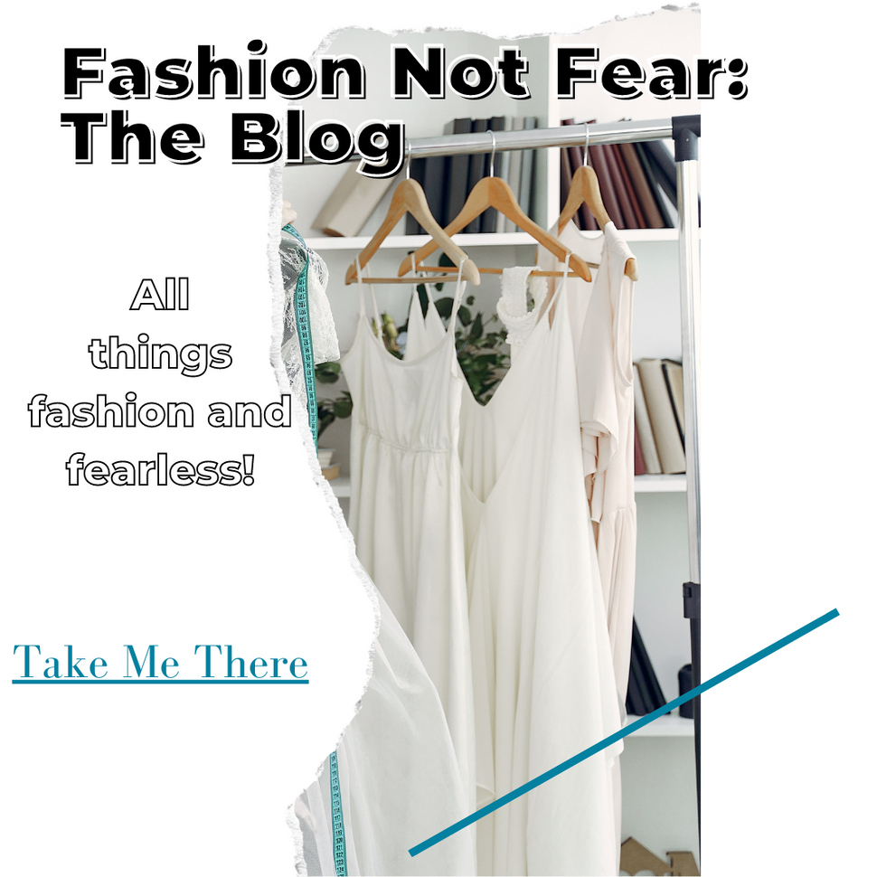 fashion not fear blog