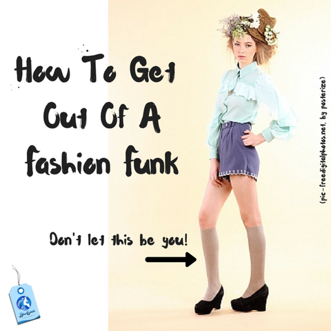 How To Get Out Of Your Fashion Funk Blue Labels Boutique