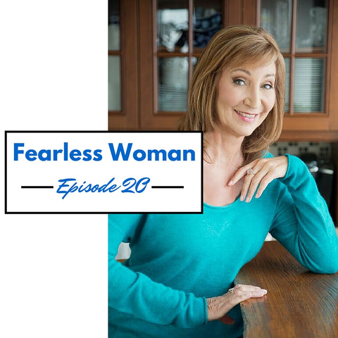 Kathryn Orford - Fearless Woman - Blue Labels Boutique