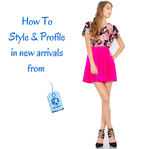 New Arrivals From Blue Labels Boutique