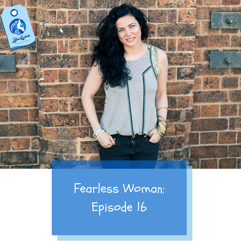 Tiffany Benn - fearless woman - blue labels boutique