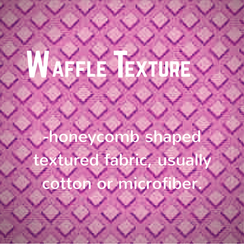 Waffle Texture Definition - definition, Blue Labels Boutique