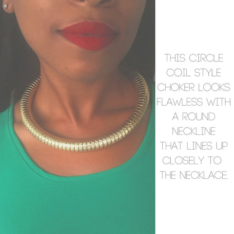 How To Pick The Right Collar For The 90's Style Choker- Blue Labels Boutique
