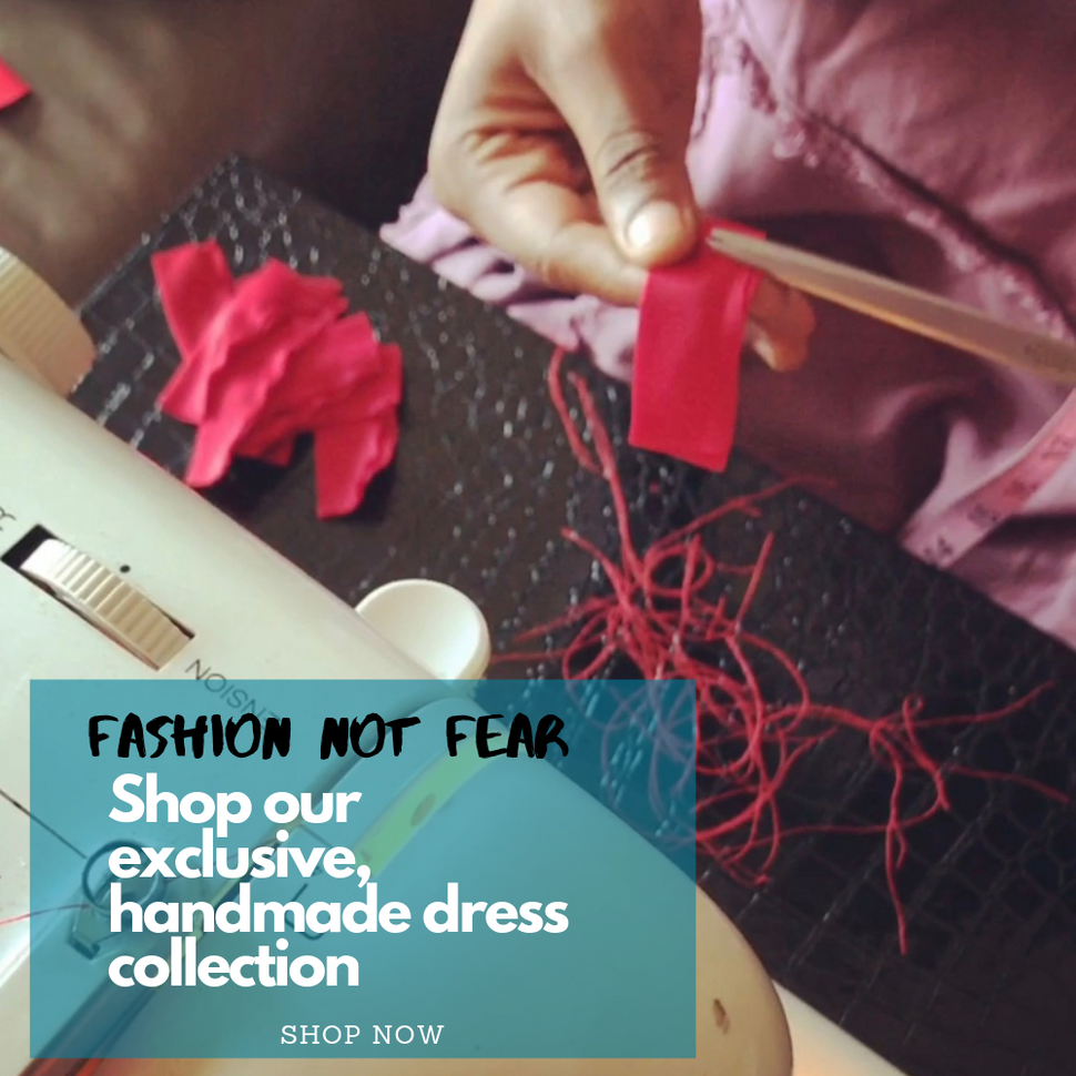 fashion not fear handmade dress collection