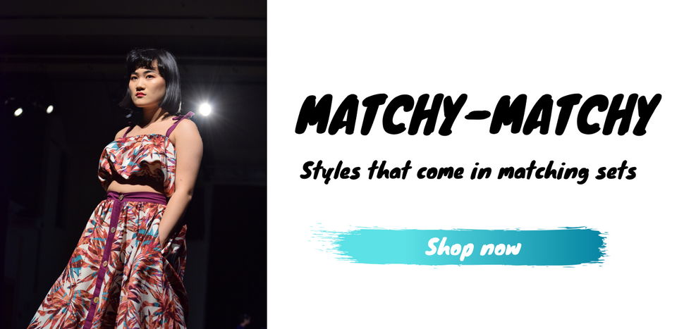 matching tops and skirt sets for women