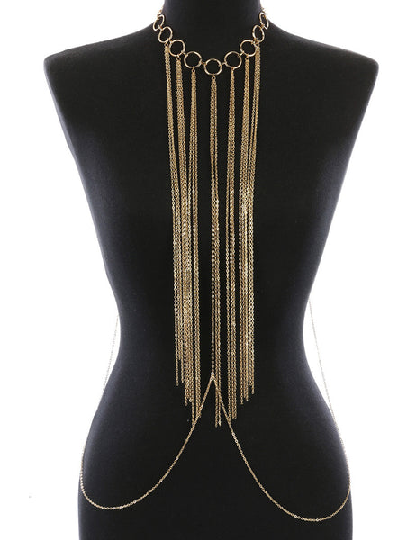 Paladin Body Chain - Blue Labels Boutique