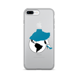 Taking Over The World Fearless Woman iPhone Case
