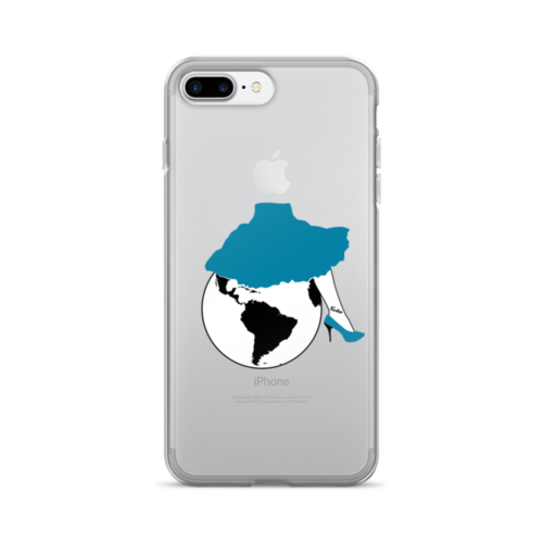 top dress boutique - iPhone case - blue labels boutique