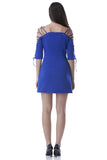 Too Tied Dress - Blue Labels Boutique - 2