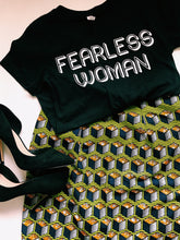 Load image into Gallery viewer, Fearless Women Tee
