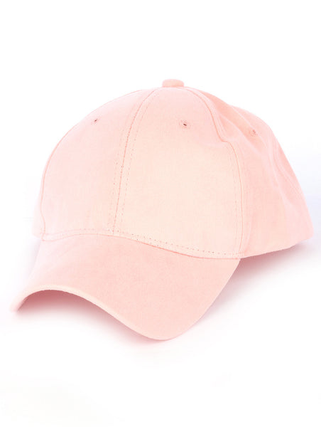 top dress boutique - Suede Baseball Hat - Blue Labels Boutique - 1
