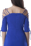Too Tied Dress - Blue Labels Boutique - 3