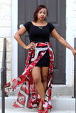 Tribal Girl Skirt - Blue Labels Boutique - 3