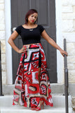 Tribal Girl Skirt - Blue Labels Boutique - 1