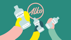 Kåska is available in multiple Alko stores around Finland