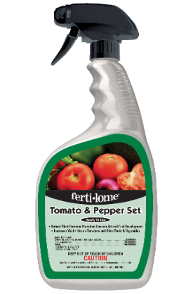 Fertilome Tomato & Pepper Set - 32 fl. oz. - RTU