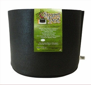 Smart Pot - Black - 5 gal. - no handles